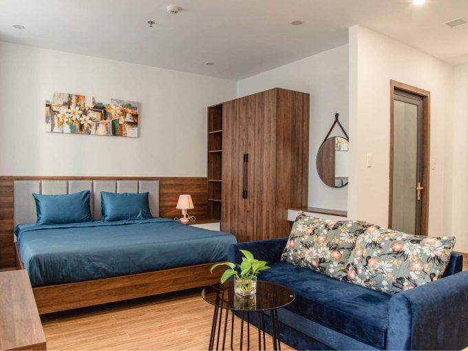 5d259ba4d5b729e970a6 Cozy 1 - bedroom apartment in Ngu Hanh Son