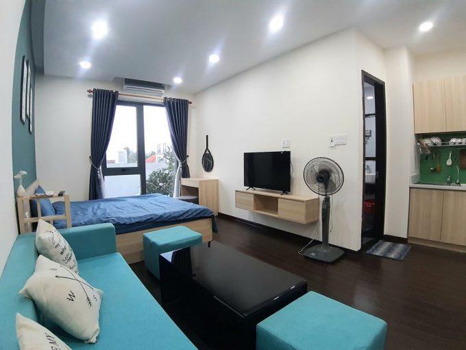 80824472 1291900401002449 2718783739399241728 o Lovely studio for rent near Bac My An market Da Nang