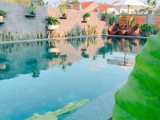 92940647 3238463176177840 5654421726193254400 n Amazing Five Bedrooms Villa For Rent in Herbal Village Tra Que Hoi An