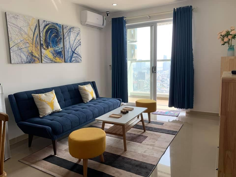 Cozy 1 bedroom apartment for rent in Hai Chau Da Nang (City Centre)