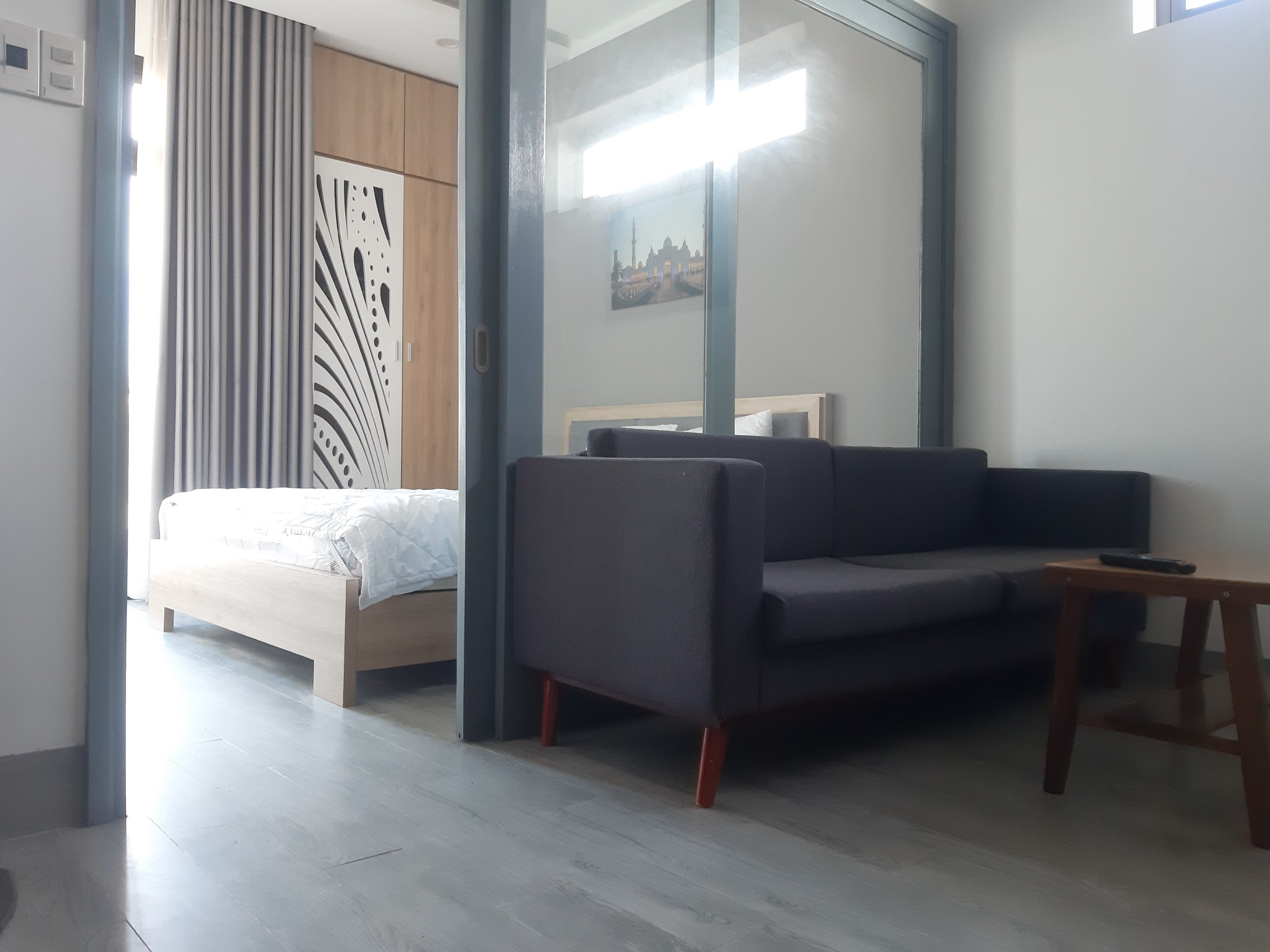 1-bedroom apartment for rent in Son Tra Da Nang