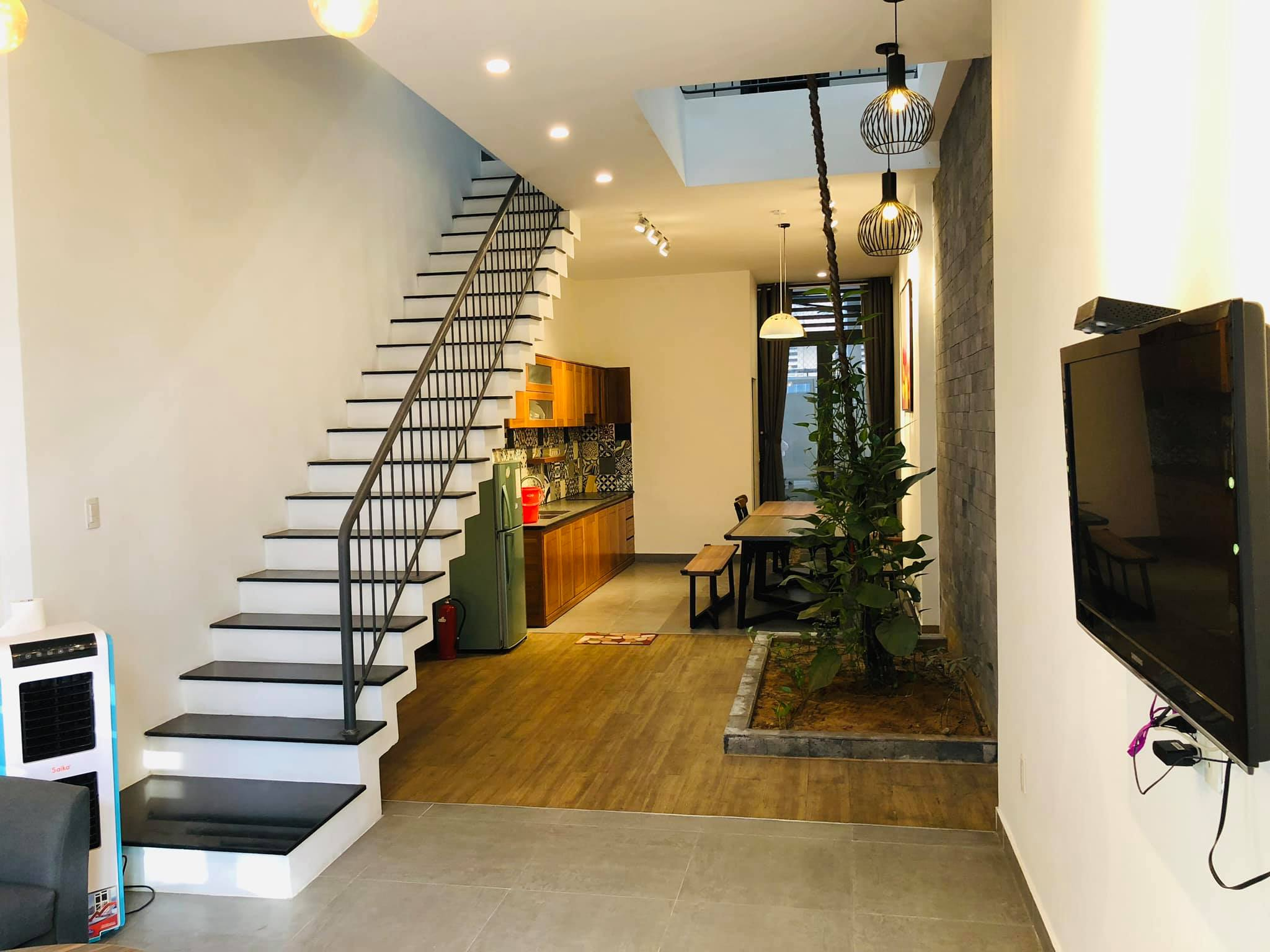 Furnished 3 bedroom house for rent near An Thuong – Great value for money