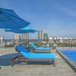 14e5b30792206d7e3431 New 1 bedroom Apartment for rent with Pool on Pham Van Dong Street Da Nang