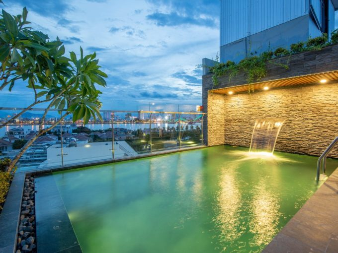 85cde00c74858bdbd294 1 bedroom apartment with pool and gym near Tran Thi Ly Bridge