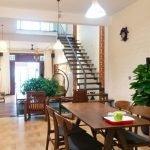 0d1db7af2664d83a8175 2 bedrooms house for rent near Pham Van Dong Da Nang with Koi Aquarium