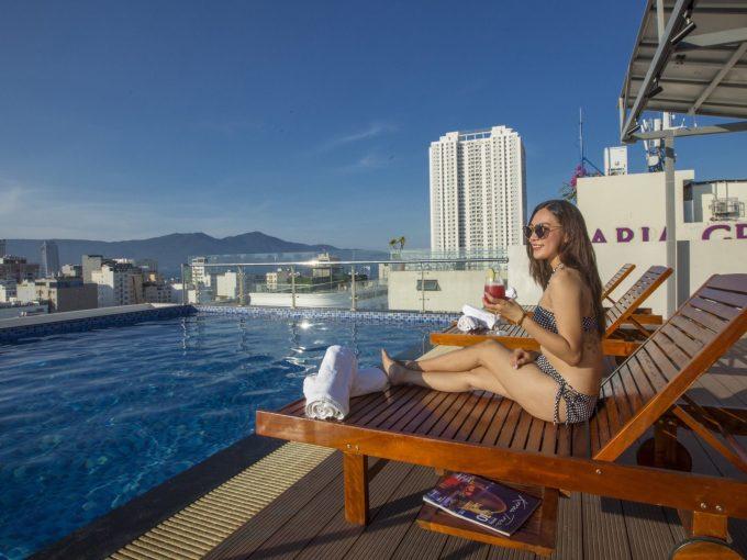 6b03e4e363569c08c547 High end 1 bedroom with big pool in An Thuong