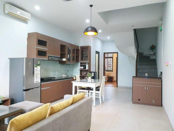 z2106776873464 18f0e4c3b25b9c78df57a43e3b8ac692 Elegant Four Bedrooms House For Rent In An Thuong Da Nang