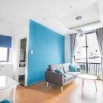 z2108600122586 bbc12ef4239793dbe5fb8bb356515ab9 Green One Bedroom Apartment For Rent Near My Khe Beach Da Nang