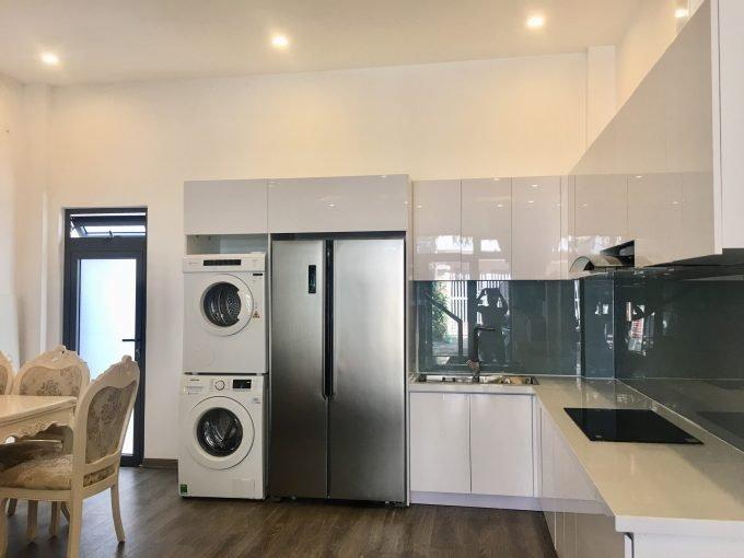 z2141672824664 effb6e1c037eedd9e925dcec055610aa Modern Four Bedrooms House For Rent in An Thuong Da Nang
