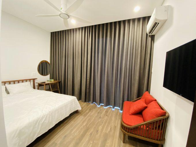 z2177436014615 4896caa812497f0d86c437e8b3782e65 Homely Three Bedrooms Near Pham Van Dong Beach