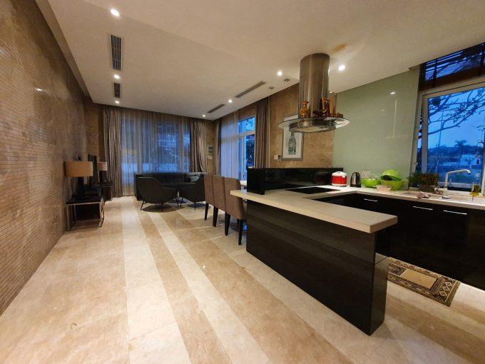z2201205469495 9f8b8a6bb8d2e028c584938d8e3dc800 Chic Three Bedrooms House For Rent In Euro Village Da Nang
