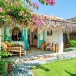 119966744 113223867201234 1636576773050146640 o Asian Tropical Three Bedrooms Villa For Rent Near An Bang Beach Hoi An