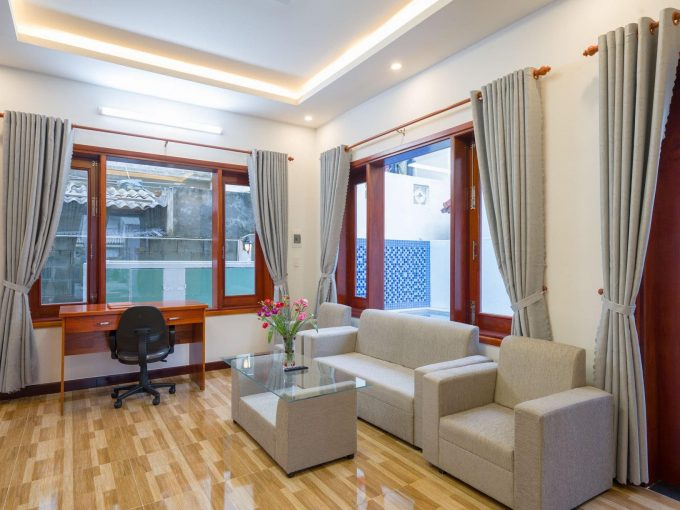 121464991 359707035280830 2482155026268032634 n Homely Two Bedrooms Villa In Cam Thanh