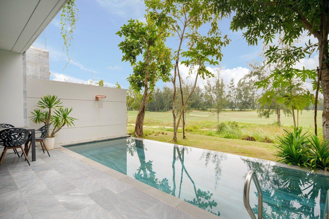 Villa for rent Resort