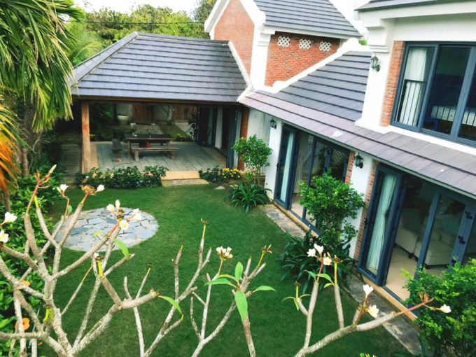 90008675 10157399321979317 7918997328122347520 n Luxury Western Style Four Bedrooms House For Rent By The An Bang Beach Hoi An