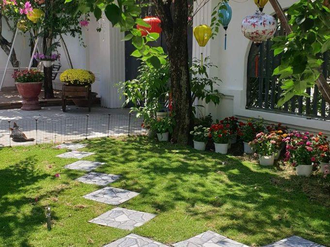 z2345431229647 849394dd6b549bcbb8a9973c1f4effb5 Modern Garden Four Bedrooms Villa Near Tien Son Bridge
