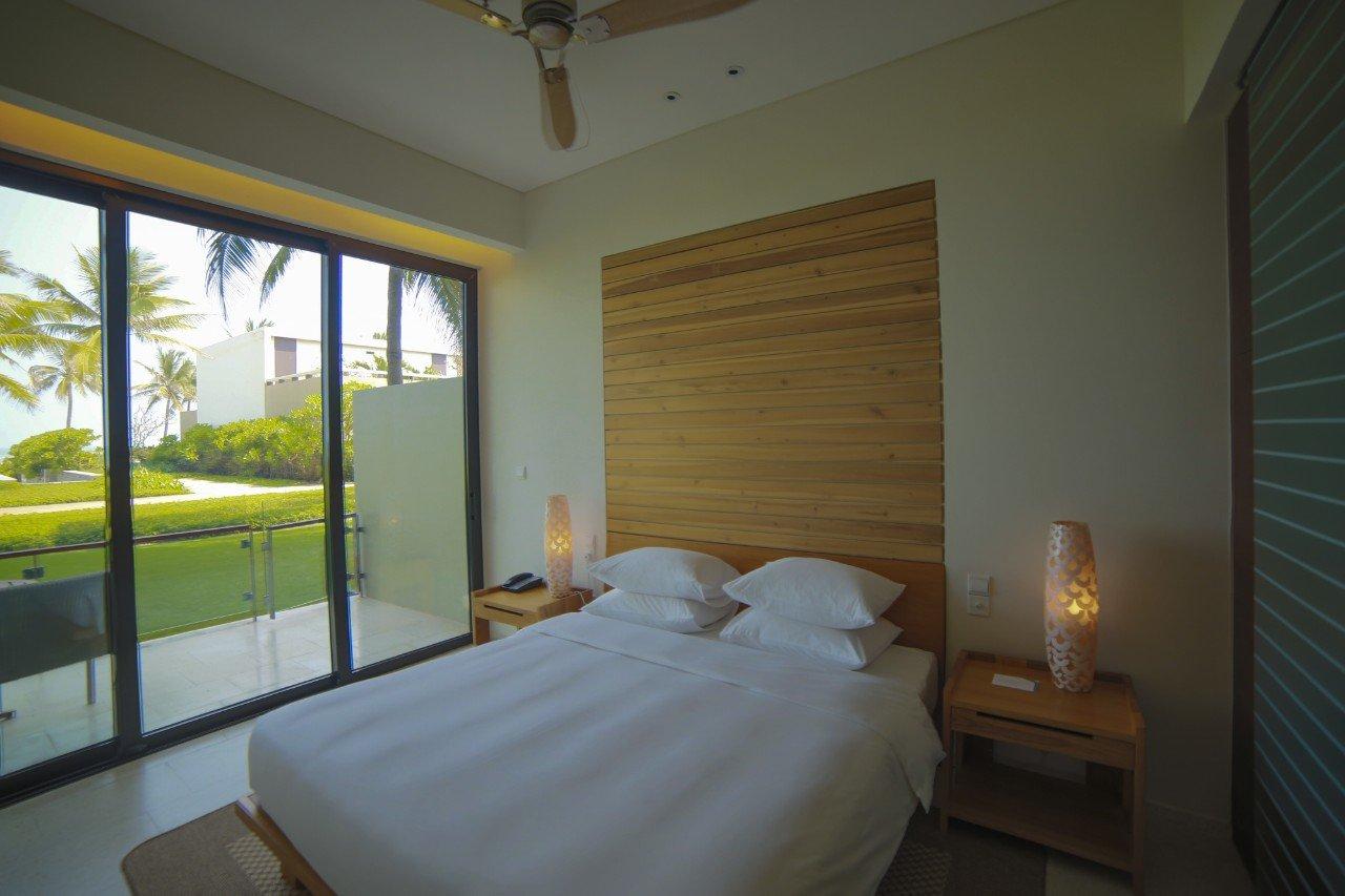 beachfront apartment for rent Danang