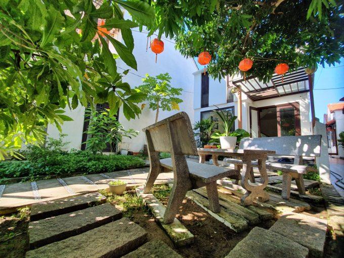 z2304266704953 9980b2e1043a9f8f4711a0c5ea6c3f1f Chic Garden Two Bedrooms House Near An Bang Beach