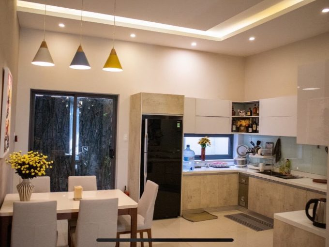 z2379641431974 75336f469547ac02eef3760ad741ce86 Elegant Two Bedrooms House For Rent Near Bac My An Market Da Nang