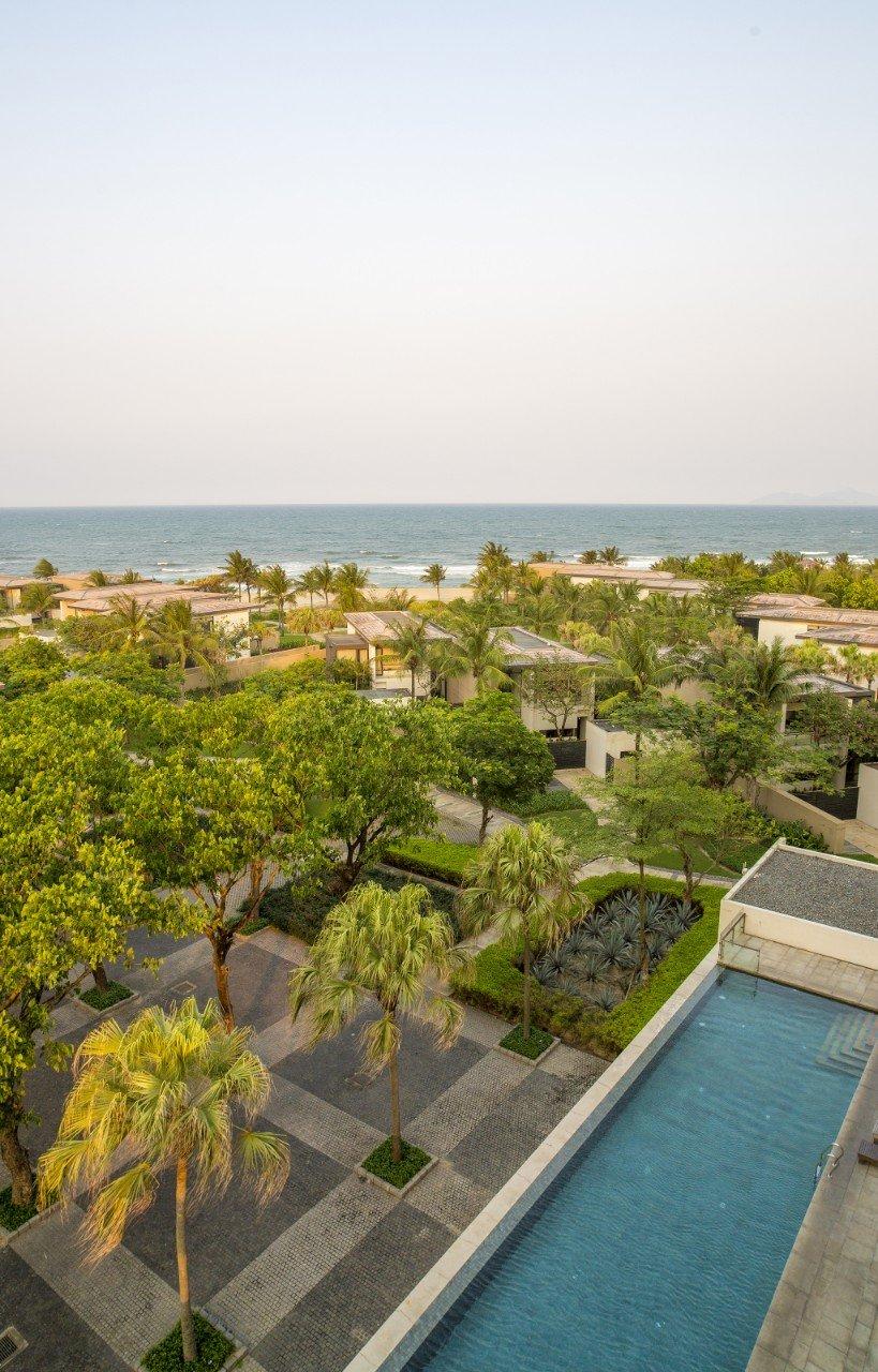 Luxury Apartment with Sea View in Hyatt Regency Da Nang – 3 bedrooms