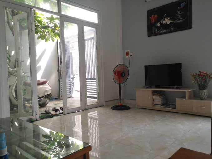z2421251938827 dad3d81ed748a50bf3f779790bc5e4b4 Homely Two Bedrooms House For Rent In Cam Le Da Nang