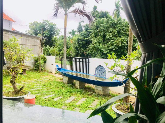 z2423296608362 6e194d90ec8fbdc127dbb1386a00f145 Modern Garden Two Bedrooms House For Rent In Cam Nam Hoi An