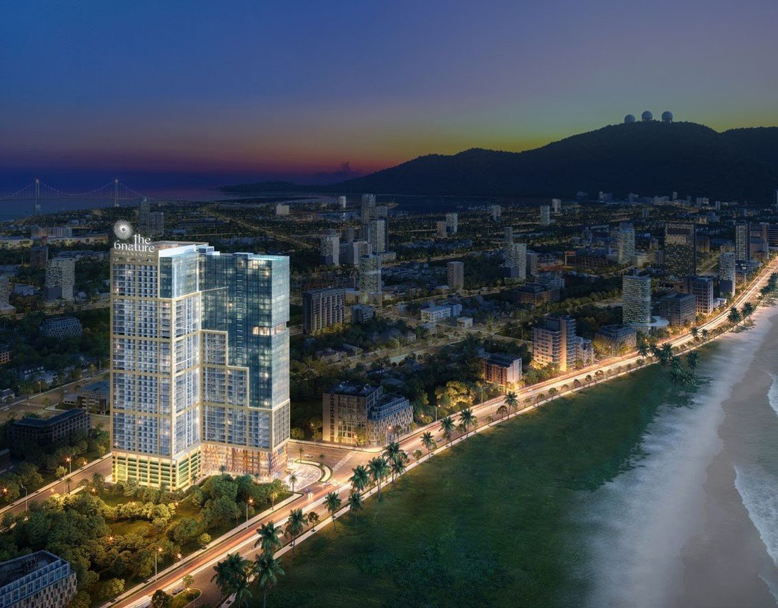 Picture9 6Nature - Danang Real Estate - Beachfront luxury condo for sale - Stunning location