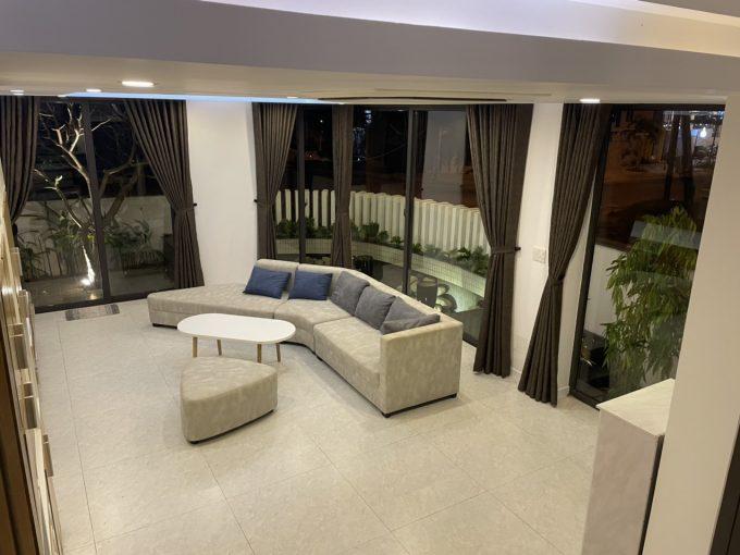 z2506230143684 814a1df431c562da3dd0baca99a0de90 Modern Luxury Three Bedrooms House For Rent 5 Minutes To My Khe Beach Da Nang