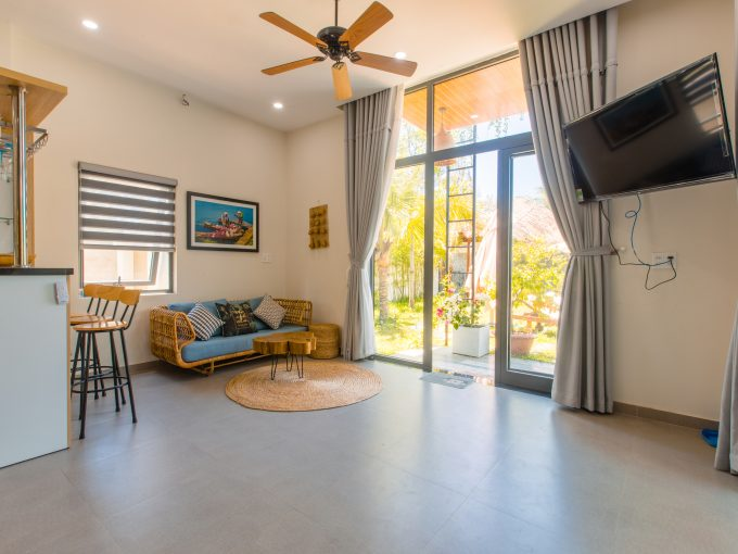 img 44 Beautiful Garden View Two Bedrooms Villa For Rent In Cam Thanh Hoi an