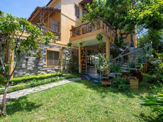 212317687 10159451844464350 2008171772460252627 n 1 Stunning Garden Four Bedrooms Villa For Rent In An Bang Beach Hoi An