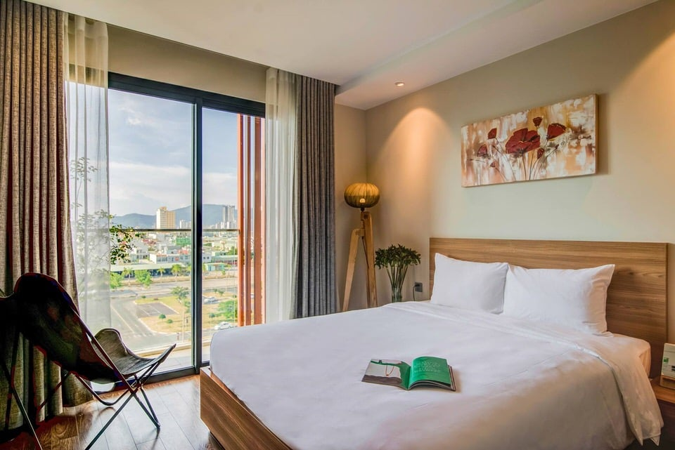 Hotel in Da Nang for rent – Turn key property with 60 rooms