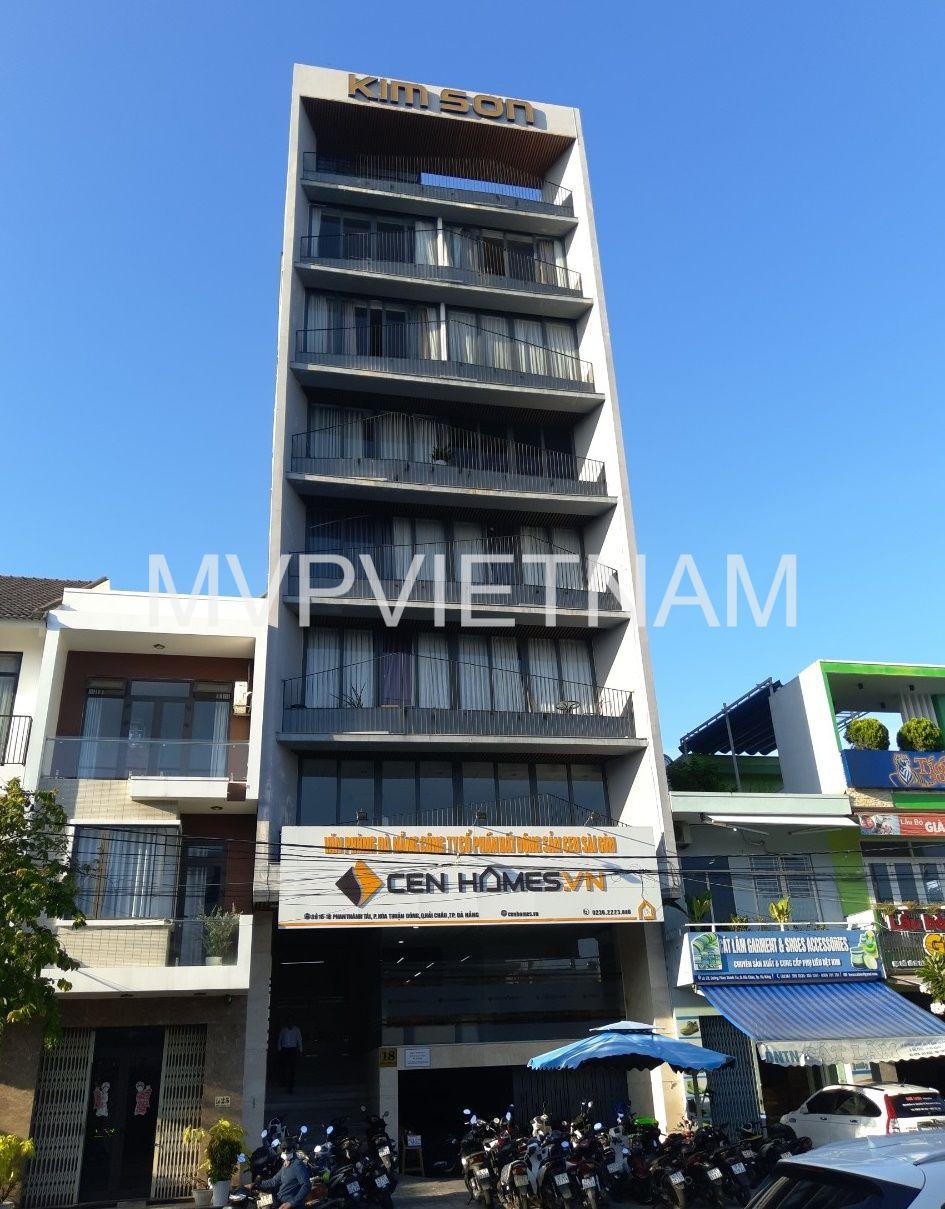 Modern office for rent in Danang city center – Văn phòng cho thuê tại Đà Nẵng