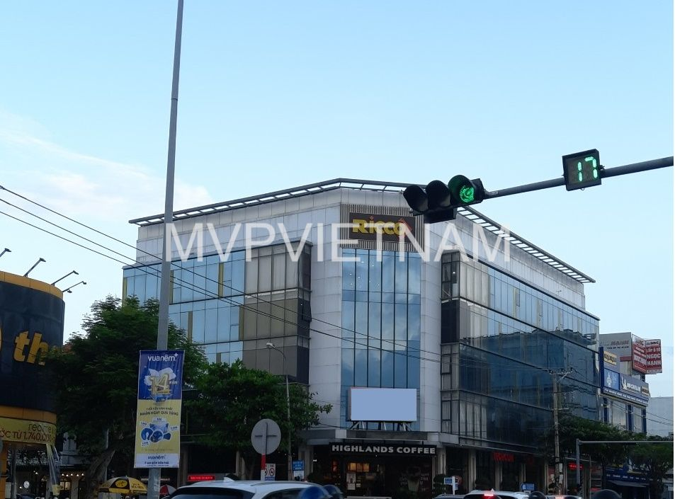 Office space for rent in Cam Le – Da Nang – Close to Airport and Central Business district
