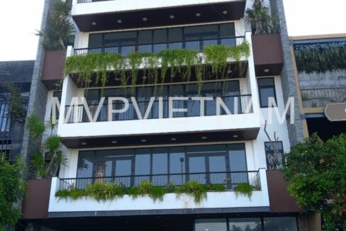 cd Office for rent in Hai Chau- riverfont