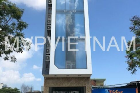 wd Office for rent in Cam Le - Roma building
