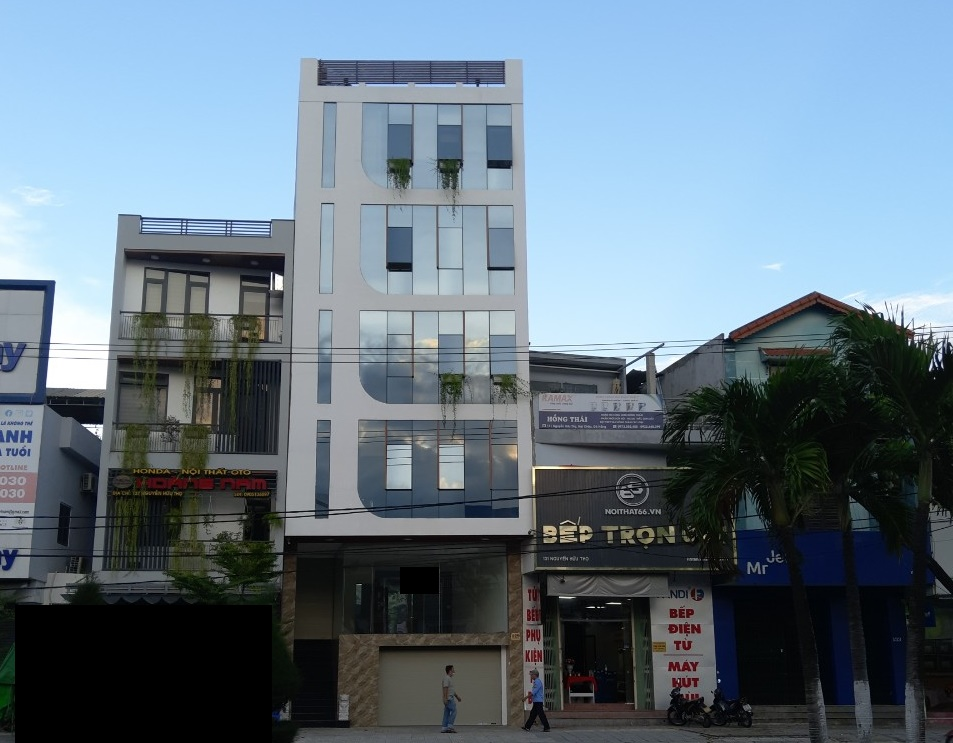 New office building for rent in Da Nang Business District: Hai Chau