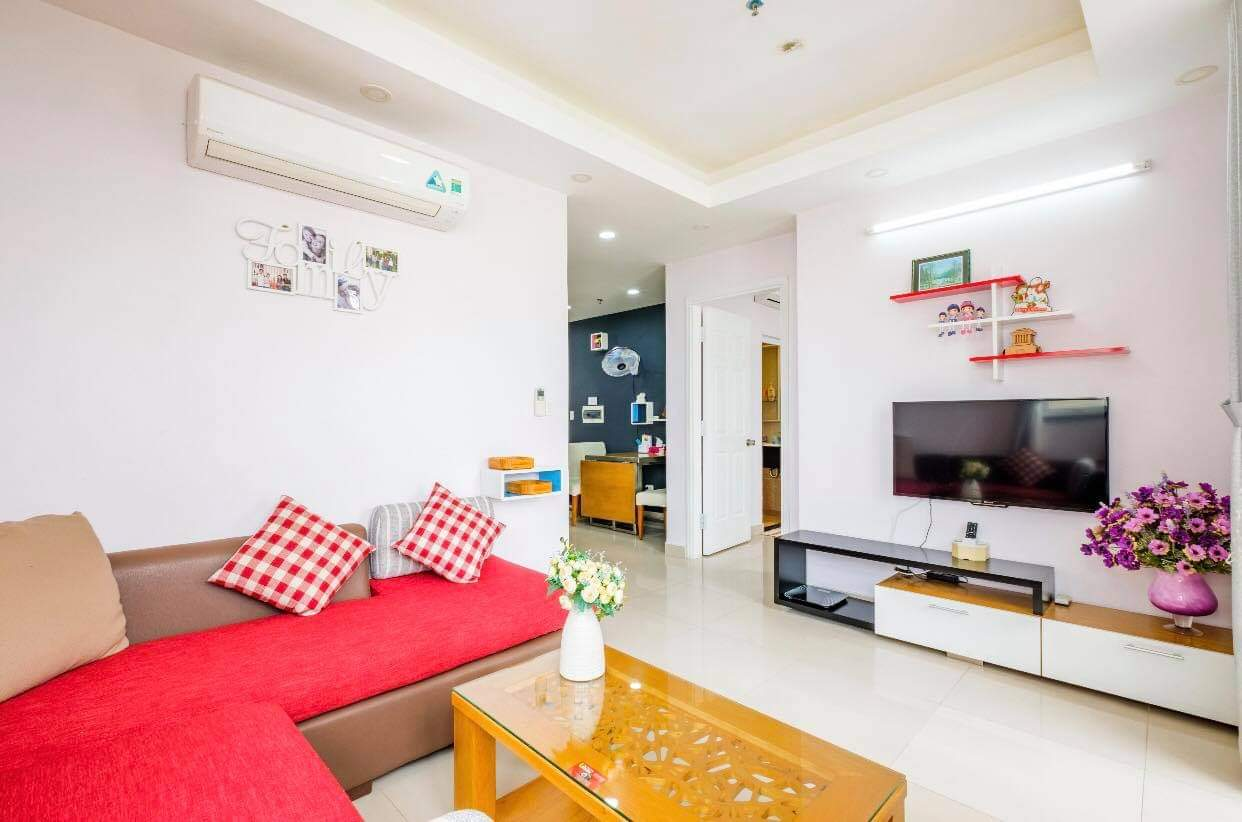 2 Bedroom Apartment in Da Nang Harmony tower