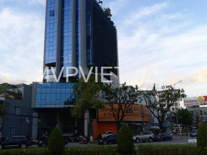 z2838986360764 80570aa0506fc661b2a6bc9b00eed5fe Office for rent in Hai Chau - New building with 12 floors and underground parking